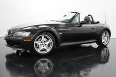 Black BMW Z3 M Roadster by Crystal Clean Auto Detailing, via Flickr