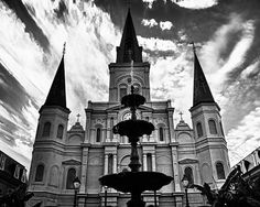Jackson Square / St Louis Cathedral