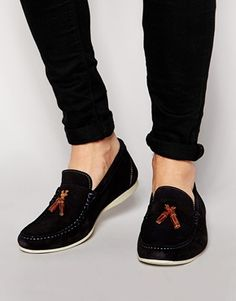River Island Loafers with Tassels