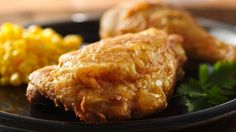 Classic comfort food. Make our juicy fried chicken in less than an hour.