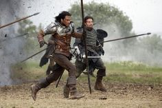 The Musketeers - Season 3 - 3x01 - Spoils of War - Episode Stills