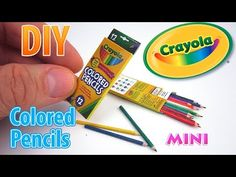 Plush animals buildings, everything from old-fashioned wood residences to effectively Barbie Dreamhouses. Diy Doll Miniatures, Dollhouse Miniature Tutorials, Miniature Crafts, Marinette Miraculous Ladybug, Miraculous Ladybug Youtube, Lady Bug, Crayola Colored Pencils, American Girl Crafts, Pencil Boxes