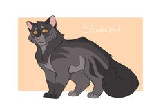"""""""bristlefrost"""" - M. Warrior Cats Quiz, Warrior Cats Comics, Warrior Cats Series, Warrior Drawing, Warrior Cat Drawings, Warrior Cats Fan Art, Warrior Cats Art, Creature Drawings, Animal Drawings"""