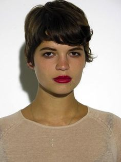 Polaroids/Digitals - Polaroids Select Models Fall/Winter 2013