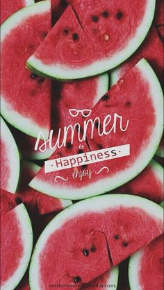 Summer iPhone wallpapers