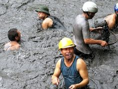 "Toxic Floods From Coal Mines and Power Plants Hit Vietnam's Ha Long Bay World Heritage Site | EcoWatch | ""The events of the last few days appear to be getting worse with news reports of severe flooding inundating the Lang Khanh harbor area and Dien Vong river with fresh leakages from the Quang Ninh coal-fired power plant. This coal plant is located on the waterfront that connects directly to world renowned Ha Long Bay world heritage site."" Click to read and share the full article."