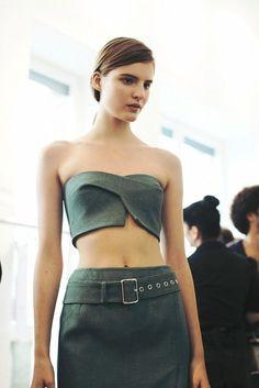 TOP JILSANDER_SS14_Repinned by www.fashion.net
