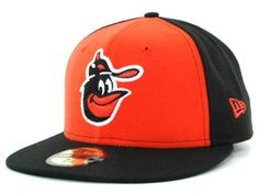 Baltimore Orioles New Era 59Fifty MLB Cooperstown Hats