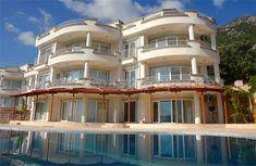 2 bedroom fully furnished apartments with shared pool. 4 apartments for sale, all with stunning panoramic sea views.