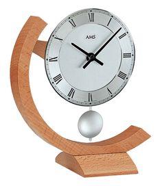 AMS Tischuhr  163 versandkostenfrei, 100 Tage Rückgabe, Tiefpreisgarantie, nur 116,10 EUR bei Uhren4You.de bestellen