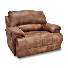 chair and a half recliner. Franklin Caswell Padre Almond Chair-and-a-half Recliner | Overstock.com Chair And A Half