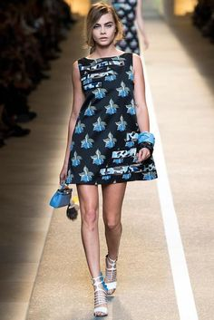 Fendi Spring 2015 Ready-to-Wear Fashion Show: Runway Review - Style.com