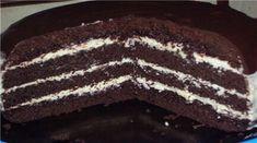 Vă prezentăm rețeta tortului de ciocolată cu apă fierbinte, care îl face extrem de pufos. Când îl mănănci ai impresia că e creat numai din ciocolată. Se servește cu orice cremă doriți sau simplu, fără nimic, e perfect! INGREDIENTE: -2,5 pahare de făină (375 g); -1,5 pahare de zahăr (300 g) puteți micșora sau mări cantitatea de zahăr; -2 ouă; -1,5 lingurițe bicarbonat de sodiu; -1,5 lingurițe praf de copt; -6 linguri cu vârf cacao; -1 pahar lapte (250 ml); -1 linguriță vanilie; -1/3 pahar...