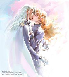 Sailor Moon / Zoicite and Kunzite Kiss by kir-tat.deviantart.com on @deviantART