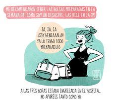 39 semanas y: BOLSAS PARA EL HOSPITAL