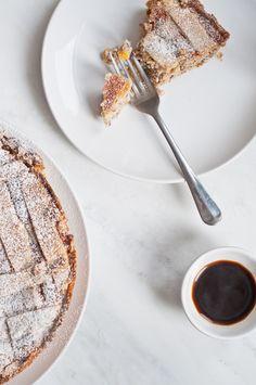 Life Love Food: Italian Table Talk Easter Edition: Pastiera Napoletana