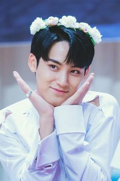 good night to all of mingyu is a nominee for the top 100 prettier faces in 2018 tags: . to the owner