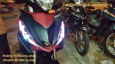 Đô đèn Led audi xe Winner Website: http://trangtrixemayhoangtri.com Điện thoại: 0909 5030 25