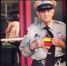 おじいちゃんスーパーマン