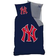 Parure de lit NY Yankees CTI - Housse de couette enfant