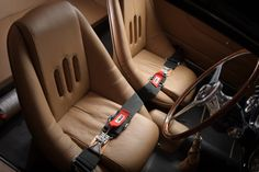 Lancia Aurelia B20GT » These seats would look bad as in my 50