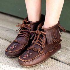 45 mejores imágenes de botas mocasín | Mocasines, Calzas