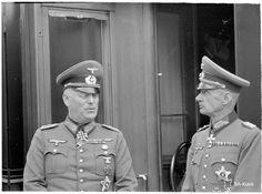 Heldengedenktag. Wilhelm Keitel on Reichs Veterans Day in ...