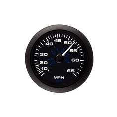 "Teleflex Premier Pro Series Black 3"" Speedometers - https://www.boatpartsforless.com/shop/teleflex-premier-pro-series-black-3-speedometers/"