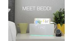 As far as alarm clock goes, they mainly do one thing – wake you up at the right moment of the day; however, the Beddi Smart Alarm… #Gadgets