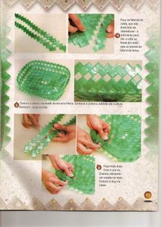 Reusing plastic water or soda bottles Plastic Bottle Cutter, Reuse Plastic Bottles, Recycled Bottles, Recycled Crafts, Diy And Crafts, Plastic Art, Recycled Materials, Pet Bottle, Bottle Art