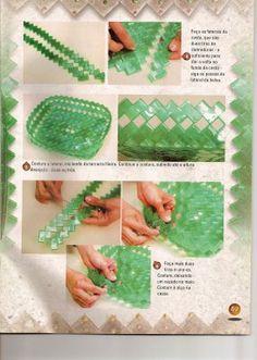 Reusing plastic water or soda bottles Plastic Bottle Cutter, Reuse Plastic Bottles, Recycled Bottles, Recycled Crafts, Diy And Crafts, Arts And Crafts, Plastic Art, Recycled Materials, Pet Bottle