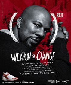 Weapon of Change