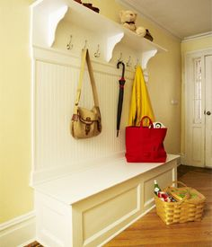 Build It or Buy It : Built it or Buy It: Mudroom Bench - This Old House | Wayfair