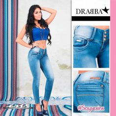 DRABBA es una de las mejores marcas de jeans levanta pompas, colombiano 100% original; compruébalo por ti misma ven y póntelos!  Atención a mayoreo y menudeo whatsapp 3334077725 o ingresa a www.modacolombiana.mx #SoySexInx #moda #jeans #levantacola