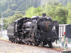 Chichibu-Railway SL    Japan