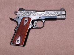 Caspian Arms Damascus Commander