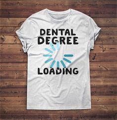 Dental Degree Uploading - Dental Student Graduation Gift, Funny Dentist Gifts - Dentist Gift, Dental Hygienist, Tooth Fairy, Dentist Gifts, Dentist Graduation, Dental School Gift, Dental Graduate by TeeKittyKitty on Etsy