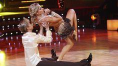 DWTS Season 5 Fall 2007 Jennie Garth and Derek Hough