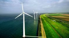 All for a healthy planet .. - - - - - #planet #windmill #windenergy #renewableenergy #healthy #dutch #drone #dronefly #dronepicnl #netherlands #fromabove #eyesinthesky #dronenature #droneoftheday #quadcopter #aerial #aerialphotography #dronestagram #like4like #followme #perspective #drones #dronephotography #dronelife #fromabove #lelystad #flevoland #markermeer #ijsselmeer #watermanagement