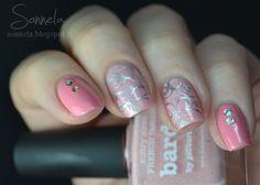 Sonnela: Pinkkiä ja hopeaa