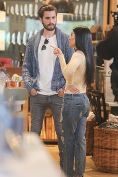 Is Kourtney Kardashian and Scott Disick's relationship back on the mend? Are the 'Keeping Up With The Kardashians' stars secretly getting back together again?