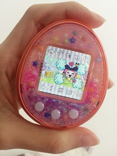 My very own tamagotchi :) and I make my own faceplates =p
