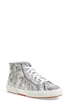 Superga+High+Top+Sneaker+(Women)+available+at+#Nordstrom