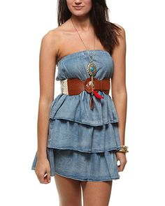 Find the latest looks from with our collection of dresses and rompers. You'll find formal fits along with casual maxi & t-shirt dresses and more! Girl Fashion, Fashion Dresses, Mens Fashion, Fashion Trends, Girly Things, Autumn Winter Fashion, Cute Dresses, Strapless Dress, My Style