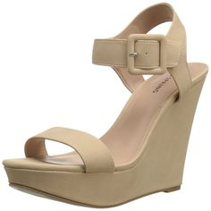 Call It Spring Women's PATZUN Wedge Sandal ** You can get more details by clicking on the image.