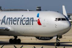 Boeing 767-300ER American Airlines