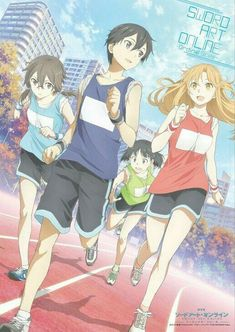 Anime Chibi, Manga Anime, Sao Anime, Kawaii Anime, Anime Boys, Schwertkunst Online, Leafa Sword Art Online, Sword Art Online Wallpaper, Kirito Asuna