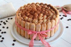 » Torta tiramisu - Ricetta Torta tiramisu di Misya
