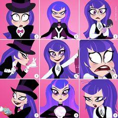 Batgirl Logo, Nightwing And Batgirl, Zatanna Cosplay, Dc Comics Characters, Girls Characters, Batgirl Makeup, Dc Superhero Girl, Super Hero High, Girls Tv Series