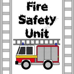 Fire Safety Lower Primary Complete Unit from MrsAmy123 on TeachersNotebook.com -  (18 pages)  - A complete fire safety unit comprising of 10 lessons. Included is the planner, worksheets and links to online videos and games.